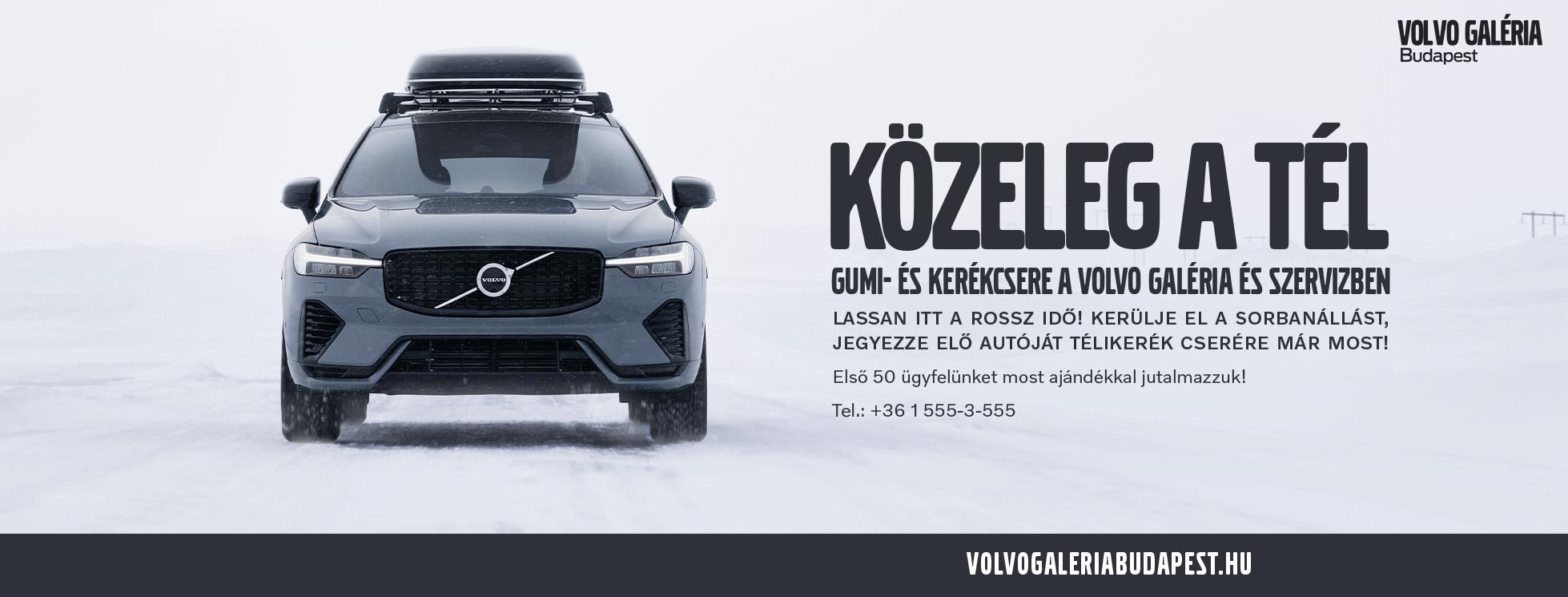 Volvo Téli kerék